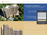SUNRAJ Construction offers residential flats,being in the construction business for about 3 decades