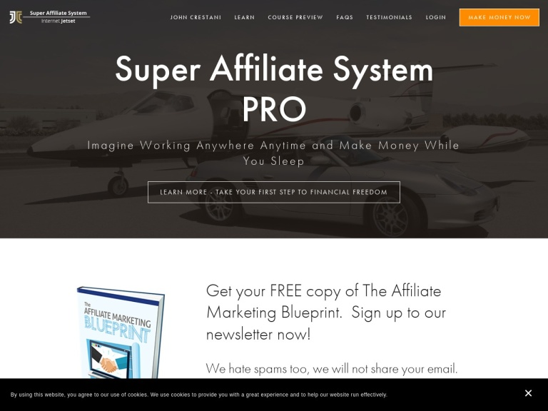 Super Affiliate System Coupons and Discounts May 2021 screenshot