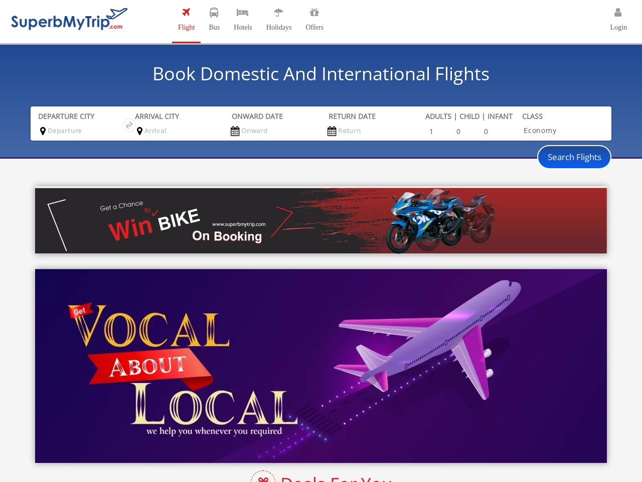 Book Kolkata to Delhi Flights At SuperbMyTrip