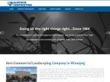 Best Landscaping company in Winnipeg