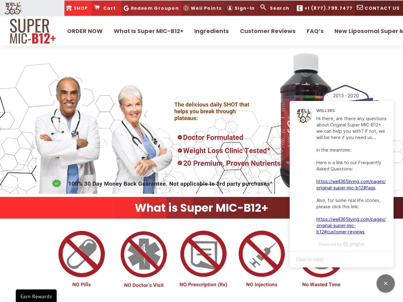 Get Toned Body Easily with Super MIC B12