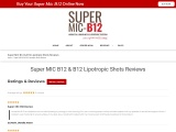 Check out Real Super MIC B12 Reviews for Weight Loss