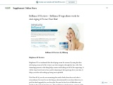 How Does the Brilliance SF Formula Works? This May Change Your Life!