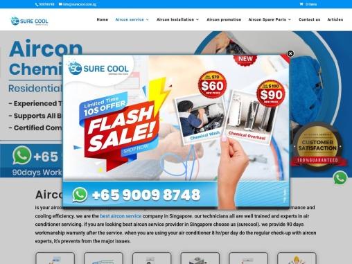 Aircon Chemical Overhaul| Aircon Chemical Overhaul Price Singapore