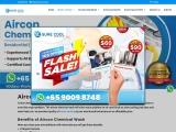 aircon chemical wash – surecool