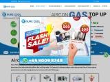 Aircon gas topup company – surecool