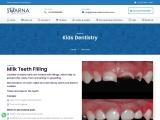 Kids Dentistry Treatment in Vizag | Swarna Dento Care