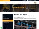 Industrial Lifting Equipment | Boom Lift Hire & Rental service