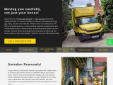 Removals Swindon | Man And Van | House Removals Swindon