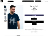Round Neck T-shirt – Big Man Charlie
