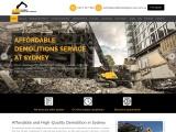 Sydney Demolition Companies –