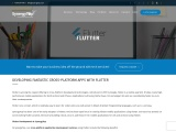 Flutter Development Company   Flutter Developer San Diego