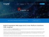 Angular Js Development Service Los Angeles, Orange County