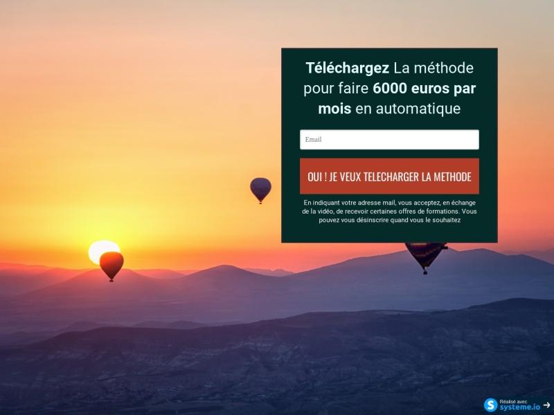 attirer 600 prospects par mois gratuitement