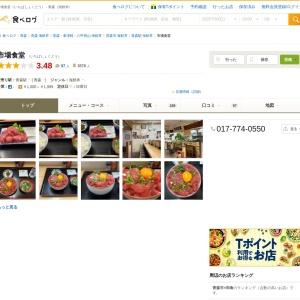 市場食堂 (いちばしょくどう) - 青森/海鮮丼 [食べログ]