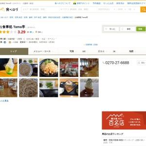 お食事処 Tama亭 (タマテイ) - 北藤岡/定食・食堂 | 食べログ