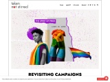 CAMPAIGNS THAT CAPTURED THE SPIRIT OF PRIDE