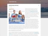Study Nursing in Germany – Talentglobalvisa