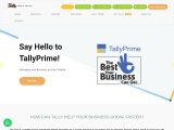 tally solution for business in UAE