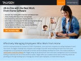 Automated Remote Employee Monitoring Solution from Talygen