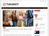 Cheap Tops Uk – Why Tops Are Important In Ladies Apparel Stores!