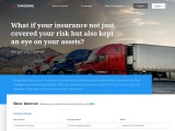Commercial Truck Insurance With Video Telematics