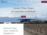 High-end wine tours