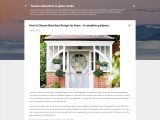 How to Choose Best Door Design for Home – A complete guidance.