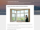 Benefits of Winter Window Installations that Everyone Should Know