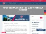 Trường tiểu học quốc tế tốt nhất quận 2