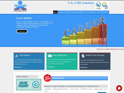 Placement Consultants in Gurgaon