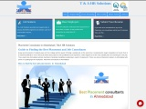T & A SOLUTIONS -NO #1 Job consultant in India