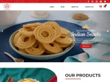 snack companies in India,healthy snacks manufacturers in India.