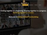 Team building online games