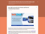 Best ERP System for Steel Drums and Barrels Manufacturing Industry