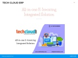 All-in-one E-Invoicing Integrated Solution