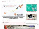 Why Switching Magento Online Store To Magento 2 Mobile App Is Vital?