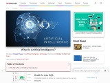 What Is Artificial Intelligence?  – Tech Behind It