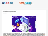 Billing and Invoicing Software in India | Tech Cloud Billing Software