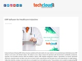 Best ERP Companies in Hyderabad | ERP for Healthcare Industries