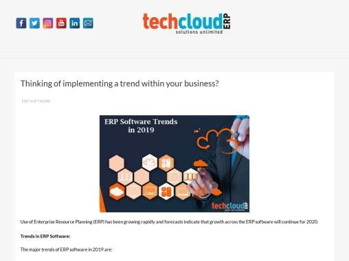 ERP Software Providers in Hyderabad | ERP in Hyderabad