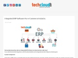 Integrated ERP Software for eCommerce in Hyderabad