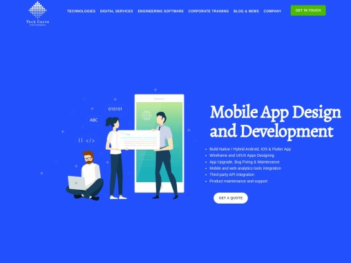 Flutter App Development Company In Thailand