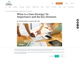 What is a Data Strategy? It's Importance and key Elements