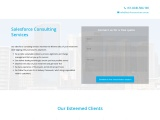 Salesforce consulting services |  Salesforce consulting companies