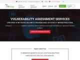Vulnerability Assessment Service For Business | TechForing Ltd.