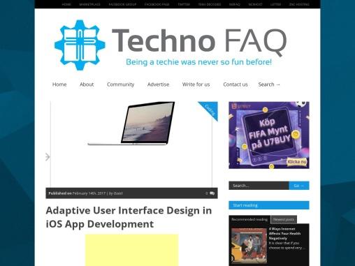 Adaptive User Interface Design in iOS App Development