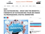 Top 10 Reasons to Outsource Your SEO in 2021