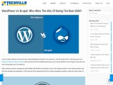 WordPress Vs Drupal: Who Wins The War Of Being The Best CMS?