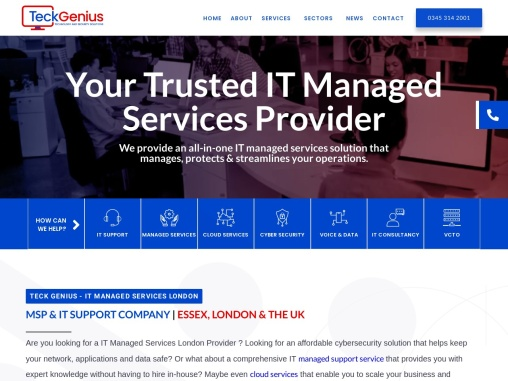 Managed Cyber Security, Cyber Security Cloud